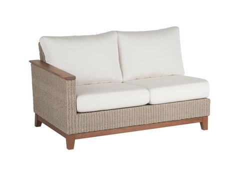 JENSEN LEISURE FURNITURE CORAL SECTIONAL RIGHT SEAT