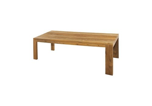 MAMAGREEN EDEN 99x40 SOLID TEAK DINING TABLE