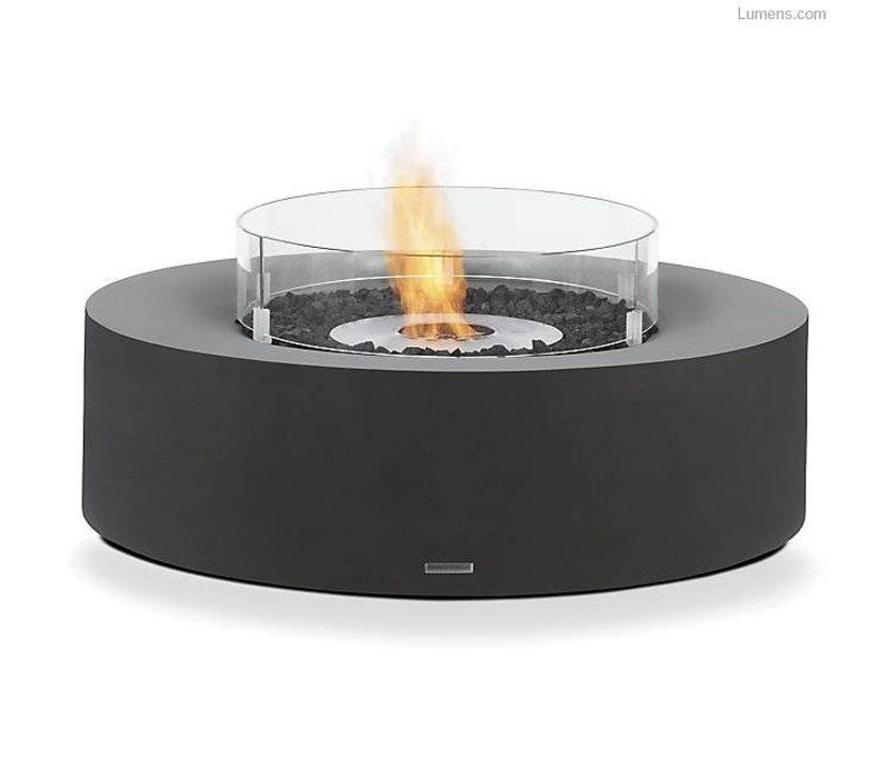 KOVE BIOETHANOL FIRE ELEMENT IN GRAPHITE COLOR
