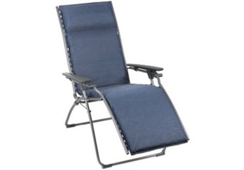 LAFUMA EVOLUTION RECLINING LOUNGE CHAIR / MARINA
