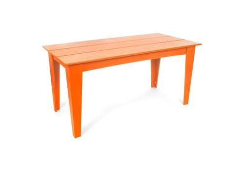 LOLL DESIGNS ALFRESCO 95 X 36 TABLE SUNSET ORANGE