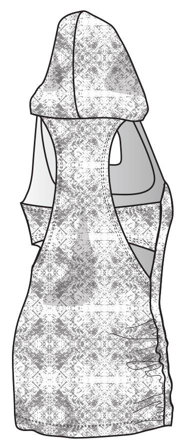 Nomads Hempwear Nomads, Arcana Tunic