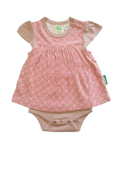 Parade Organics Parade, Short Sleeve, Onesie Dress