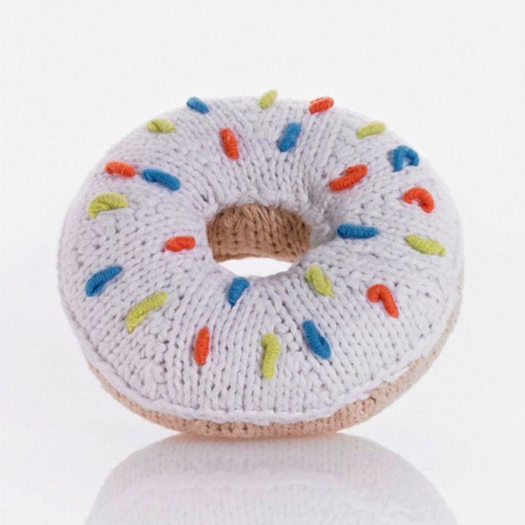 Pebbles Pebbles, Donut Rattle