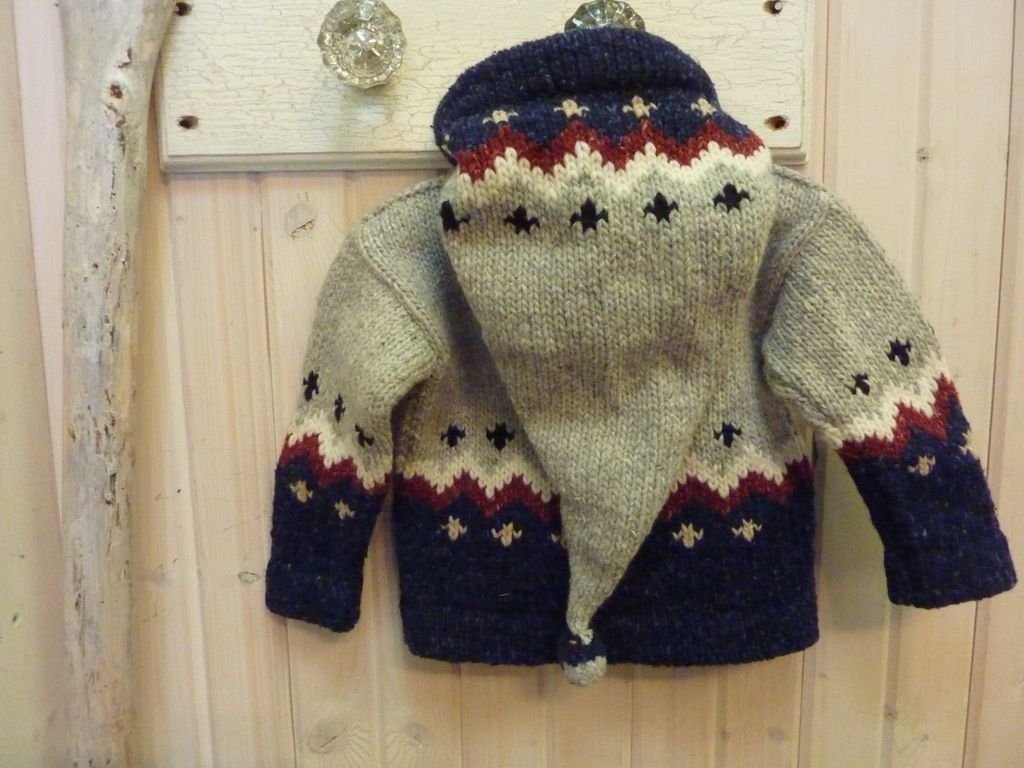 Children's Knit Sweater