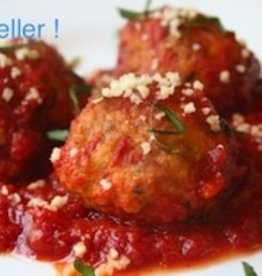 Sicilian Chicken Meatballs (2)