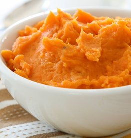 Sweet Potato Mash (2-3)