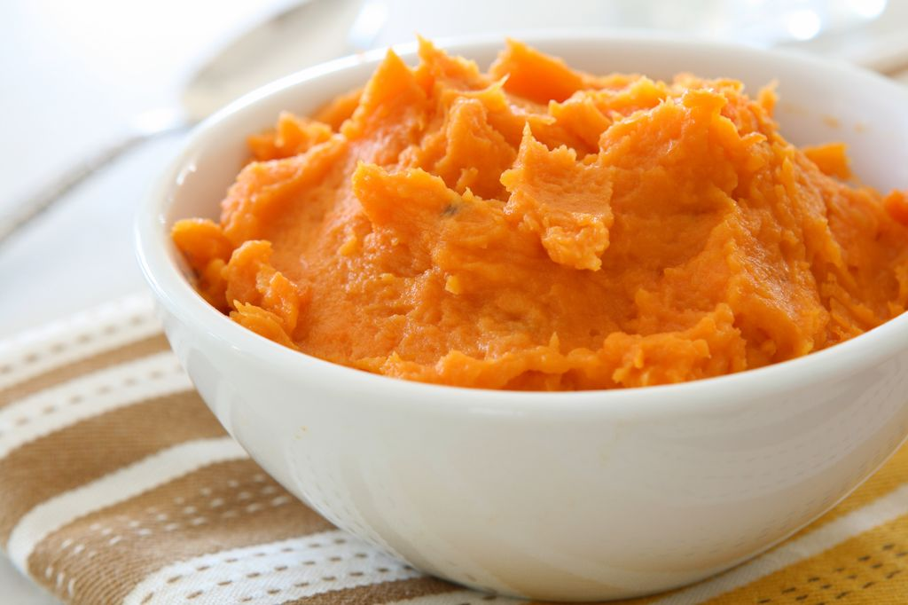 Sweet Potato Mash (2-3)