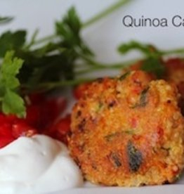 Quinoa Cakes