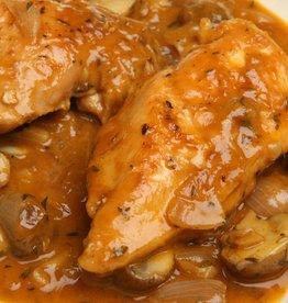 Chicken Chasseur (2)