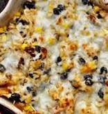 Spanish Rice Bake