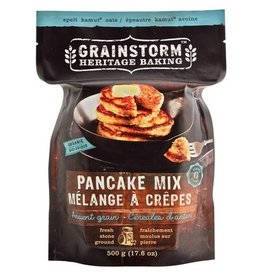 Grainstorm Pancake Mix (4-8)