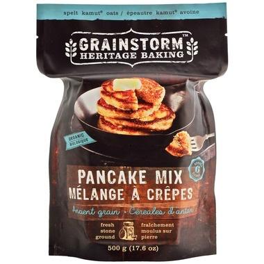 Grainstorm Pancake Mix (4-8)