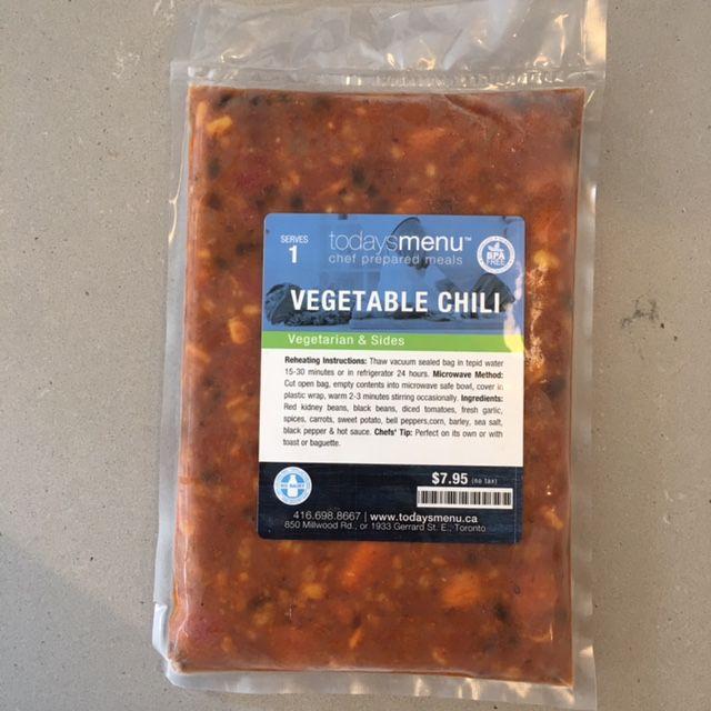 Vegetable Chili (1)