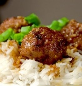 Beef Meatballs (made with Beretta Meat)