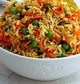 Vegetable Asian Rice