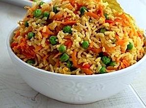 Vegetable Asian Rice