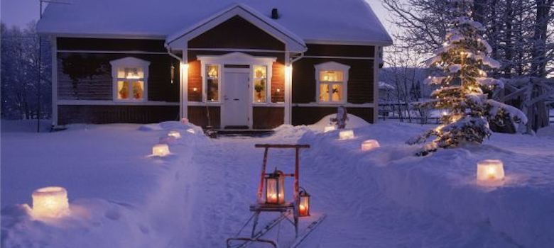Winter Weekends At The Chalet
