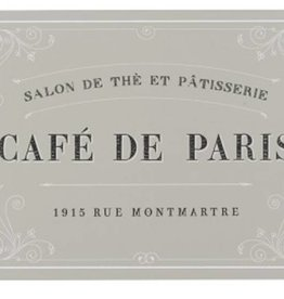 Cork Backed Paris Placemats (SET OF 4)