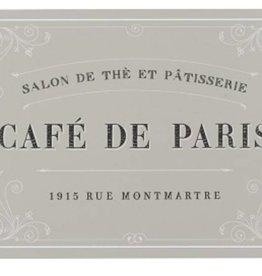 Cork Backed Paris Placemats