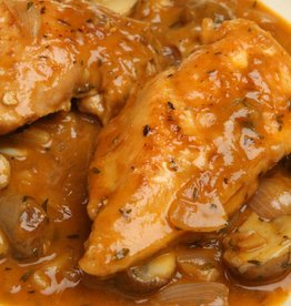 Chicken Chasseur Dinner for Two