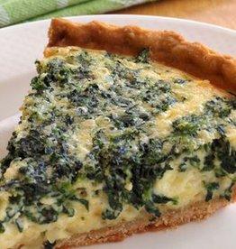 Spinach & Cheese Quiche (4)