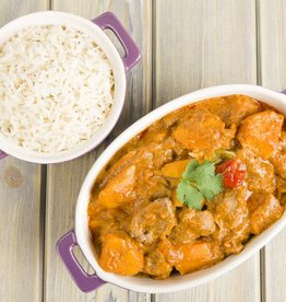 Butter Chicken Dinner for Two