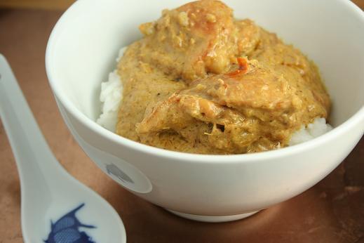 Thai Coconut Chicken Dinner (Serves 4)