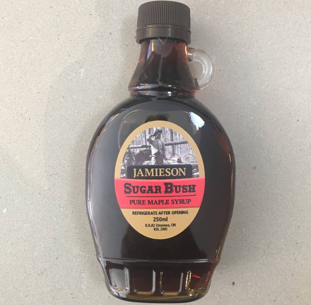 Jamieson Pure Maple Syrup