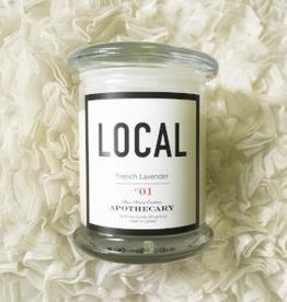 Local Candle Lavender