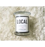 Local Candle Blood Orange / 270 g/ 50hours