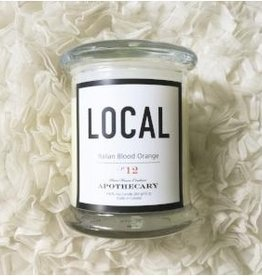 Local Candle Blood Orange