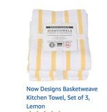 Basketweave yellow