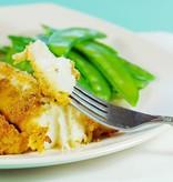Baked Tilapia Dinner (Serves 2)