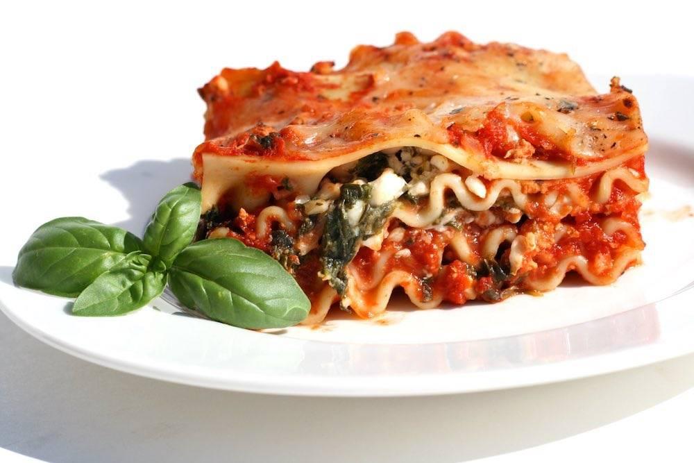 Roasted Vegetable Lasagna (2)