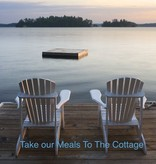 Opening the Cottage (Serves 4)