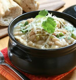 White Bean Chicken Chili Verde (1)