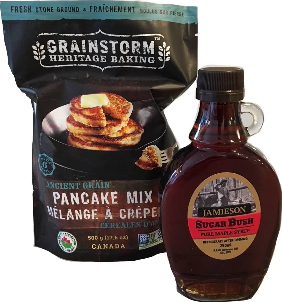 Cottage Breakfast Essentials(Serves 4)