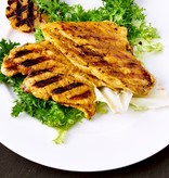 Mild Curry Chicken Dinner (Serves 4)