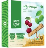 Love Child Oaty Chomps Cherry & Spinach (6 Bars)