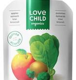 Love Child Organic Puree Apple Spinach (128 ml)
