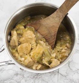 White Bean Chicken Chili Verde (1)