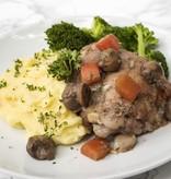 Coq au Vin Dinner(Serves 2)