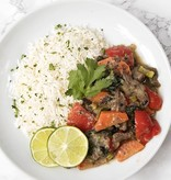 Spicy Asian Beef Stir Fry Dinner for Two