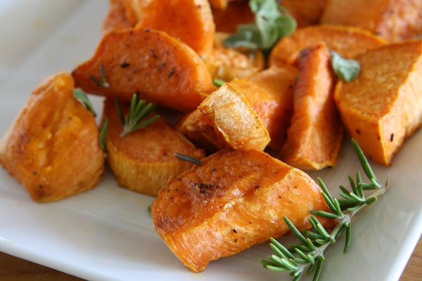 Roasted Sweet Potatoes (4)