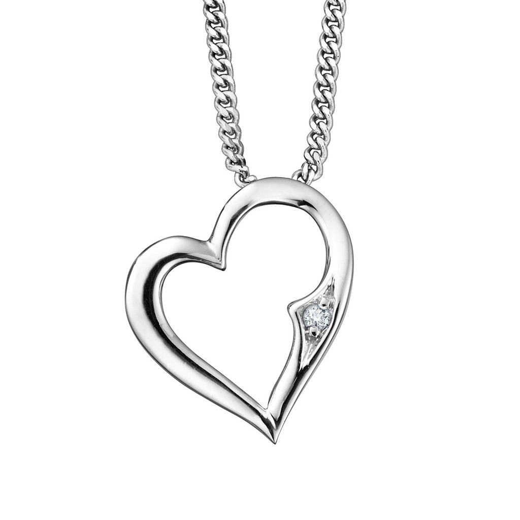 Heart (0.01ct)