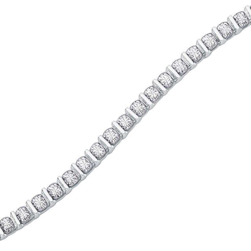 Tennis Bracelet (0.50cttw)