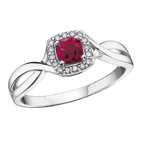 Ruby & Diamonds