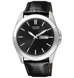 Citizen Quartz Black with Day/Date