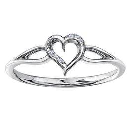 H007-Diamond Heart